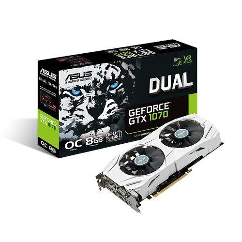 REACO Como nueva GeForce GTX 1070 Dual 8GB DDR5