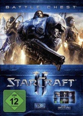 PC: Starcraft 2 Battle Chest 2.0 (Battle.net)