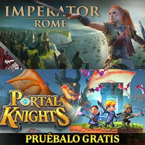 Steam: Juega gratis Imperator Rome y Portal Knights (5 días)