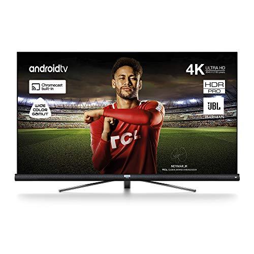TCL 65DC762 Smart TV de 65 Pulgadas con UHD 4K, HDR, Android TV