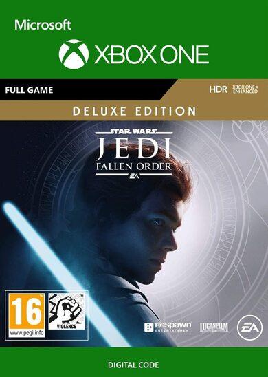 Star Wars Jedi: Fallen Order (Deluxe Edition) (Xbox One)