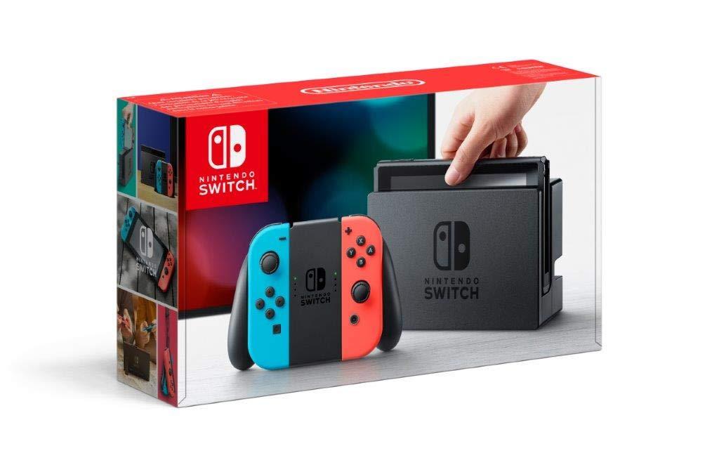 Nintendo Switch consola portátil solo 264€ (desde Europa)
