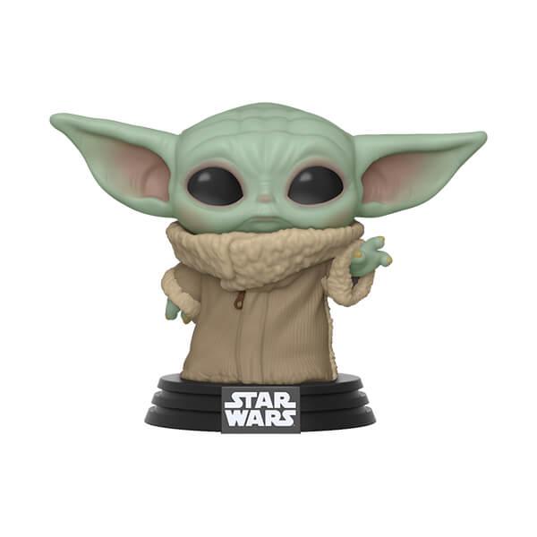 Figura Funko Pop! - The Child (Bebé Yoda) - Star Wars: El Mandaloriano