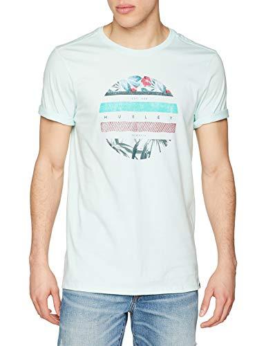 TALLA XL - Hurley High Bars PRM tee SS Camisetas, Hombre