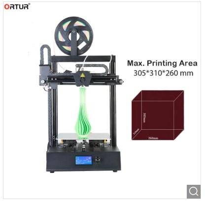 Ortur 4 V1 - Impresora 3D 2019 de oferta + código promocional acumulable