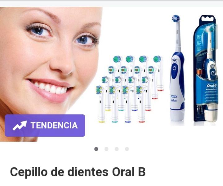Cepillo oralb