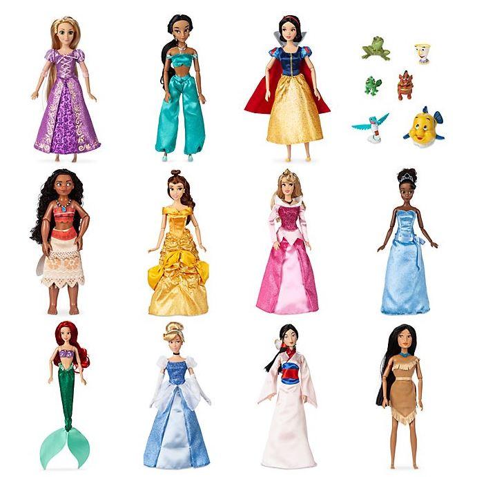 Pack 11 muñecas Disney - Bajada de precio