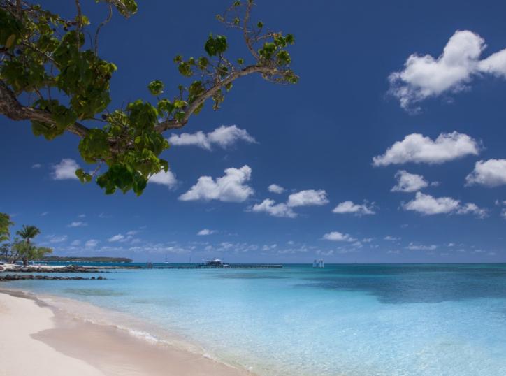 Vuelos directos desde París a Guadalupe o Martinica desde 246€