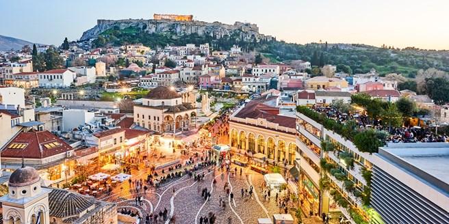 4 días en Atenas: hotel 5* con desayuno y vuelos desde 279€/p
