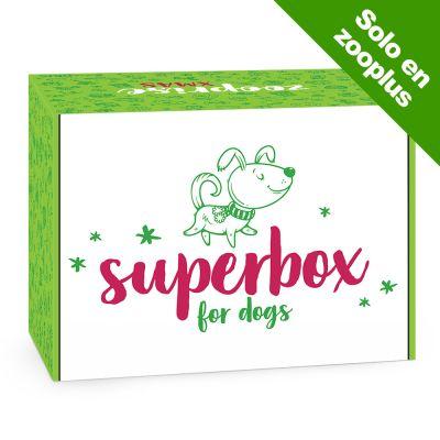 Superbox para perros a mitad de precio