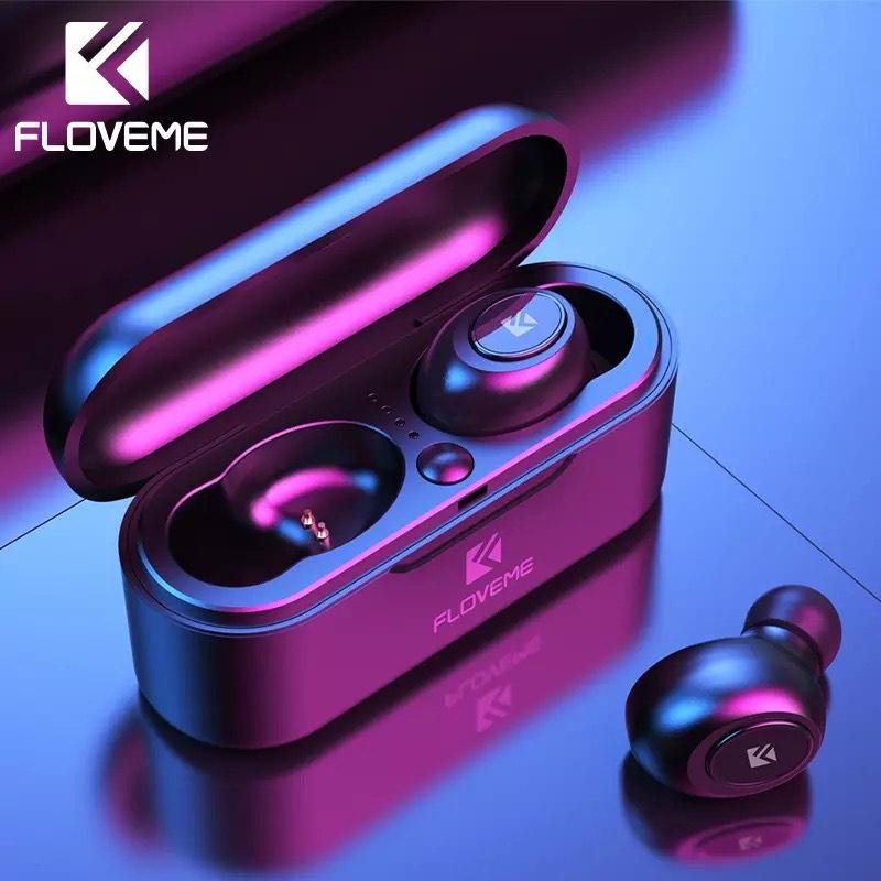 FLOVEME Mini TWS5.0 auriculares inalámbricos Bluetooth