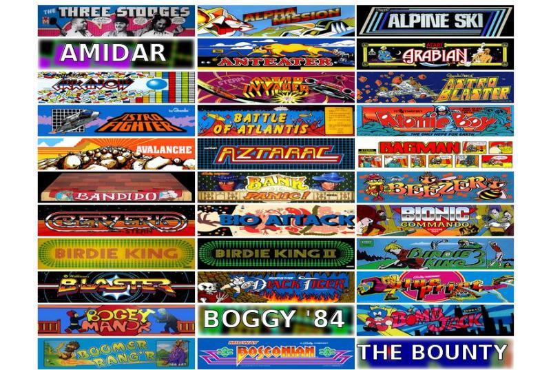 ARCHIVE.ORG: Más de 1500 juegos arcade de 1970 a 1990 gratis