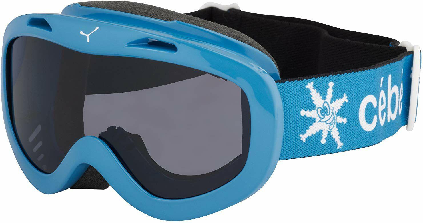 Gafas de esquí para niño.