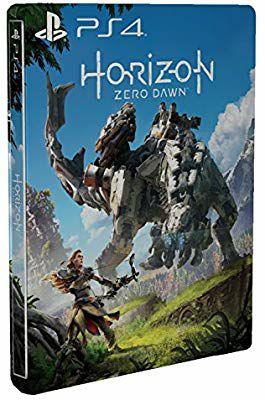 Steelbook HORIZON ZERO DAWN AMAZON.DE