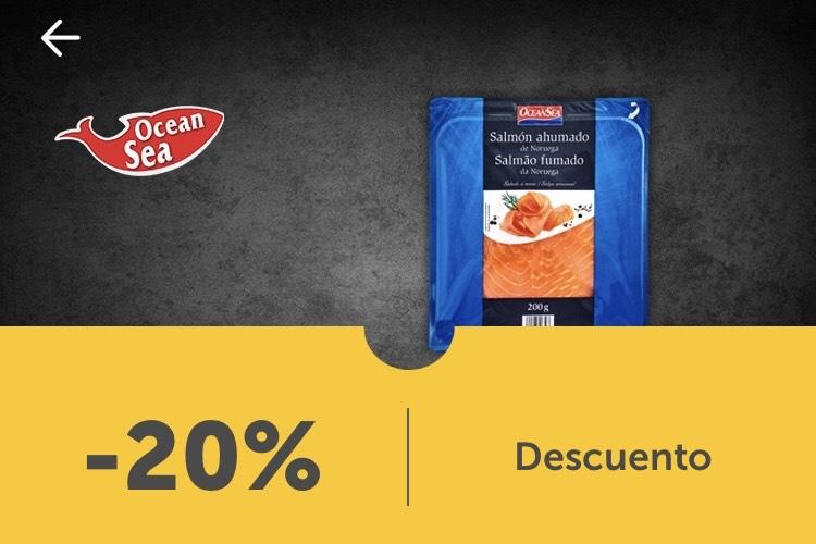 [Oferta local] 20% descuento salmón ahumado lidl 20€/kg