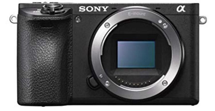 Sony A6500 (cuerpo) - ¡¡Mín.Hist.!!