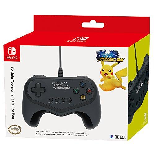 Mando Pokkén Oficial Nintendo Switch