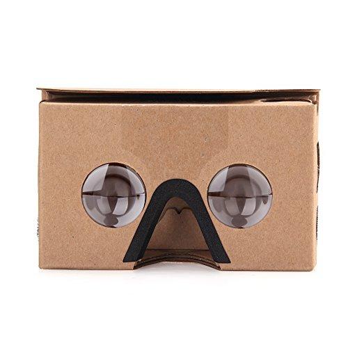 Gafas VR Google Cardboard V2 desde Amazon España