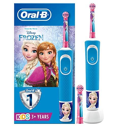 Oral B Kids Frozen + recambio ( primer chollo)