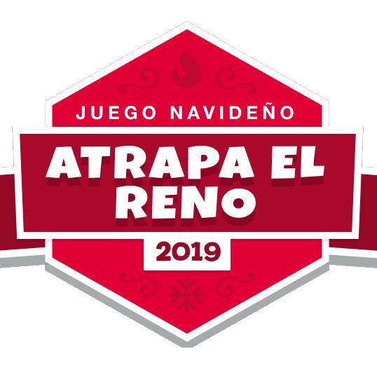 Juego Atrapa el Reno 2019 - ¡Feliz Navidad!