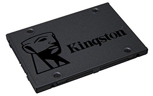 """Kingston SSD A400 - Disco duro sólido de 480 GB (2.5"""" SATA 3)"""