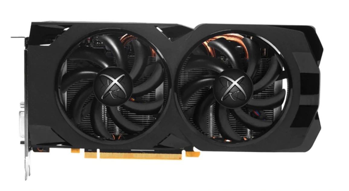 AMD Radeon XFX RX 480 4GB (usada)