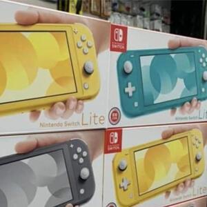 Nintendo Switch Lite (AlCampo)