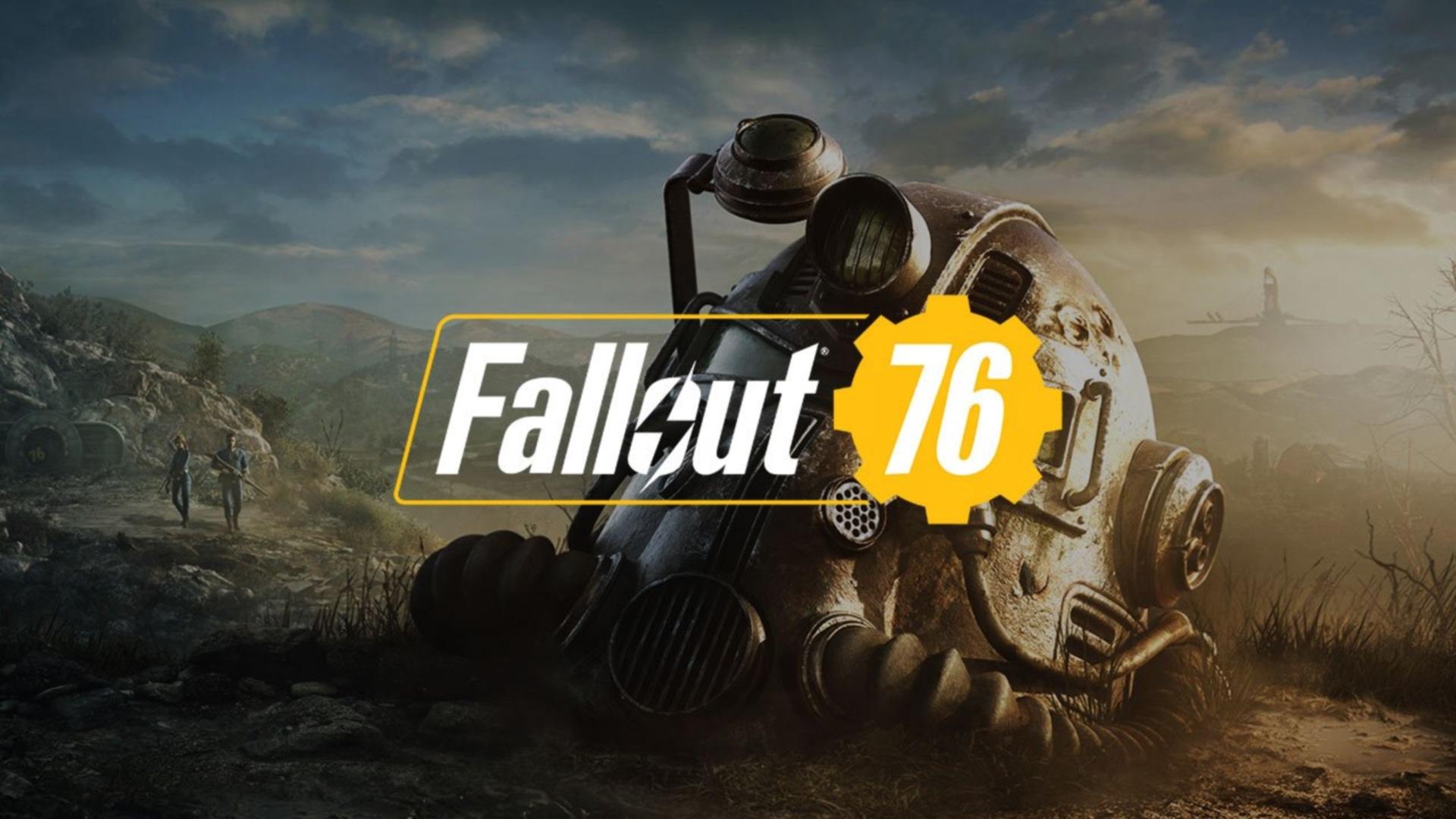 FALLOUT 76 Juega GRATIS por tiempo limitado PS4/XBOX ONE/PC