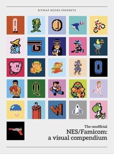 NES Famicom compendio visual (¡536 págs)