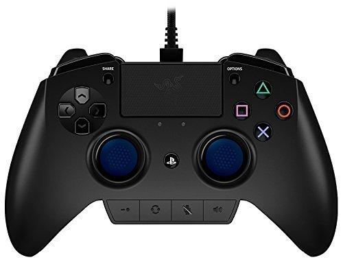 Razer Raiju - Mando de Playstation 4 con botones programables.