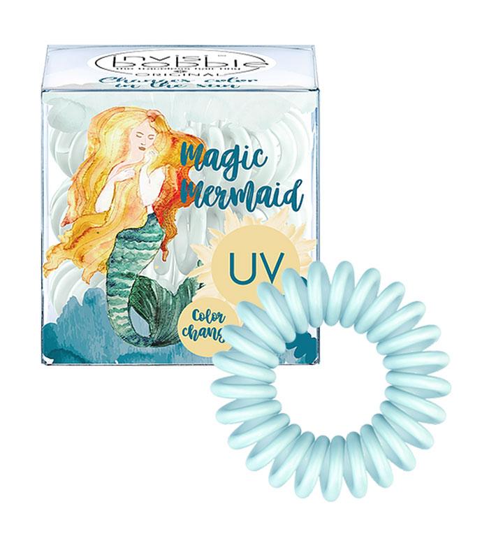 Invisibobble Magic Mermaid (3 gomas de pelo que cambian de color) por sólo 5 céntimos (Precio habitual por encima de 4€)