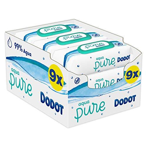 Toallitas Dodot Aquapure (432 unidades) (Compra recurrente)