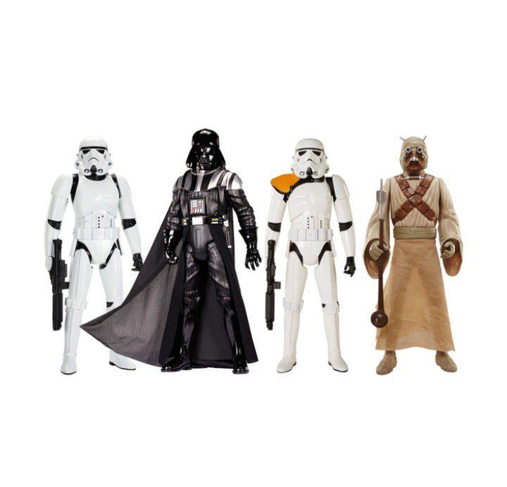 Figura clásica Star Wars Disney