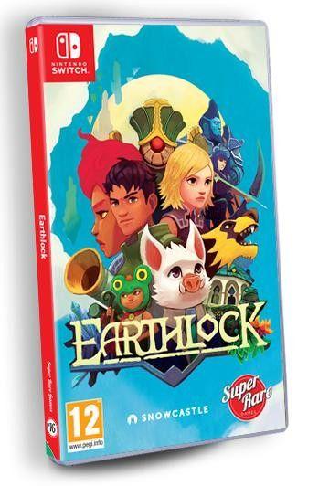 Earthlock Nintendo Switch solo 4.99€