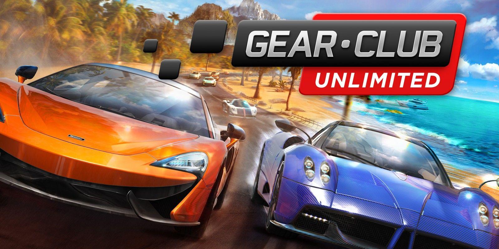 Gear.Club Unlimited - Nintendo Switch eShop