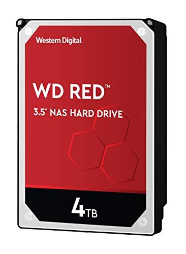WD Red - Disco duro NAS 4 TB