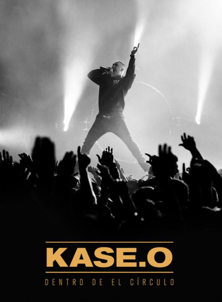 Kase.O Dentro De El Circulo. 2 Blu-Ray + 2 CD