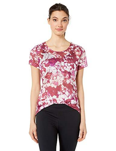 TALLA M - Under Armour Armour Sport Printed SS Camiseta, Mujer