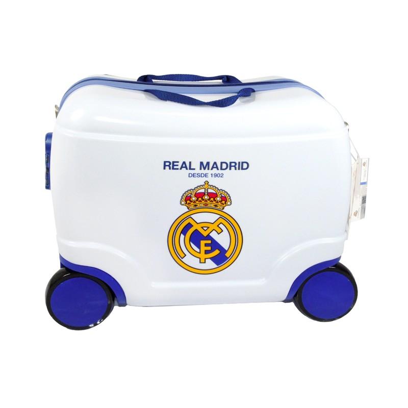 Equipaje infantil trolley Real Madrid