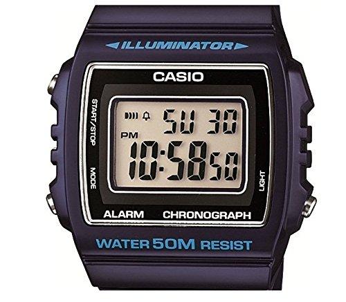 Reloj Casio W-215H-2AVEF
