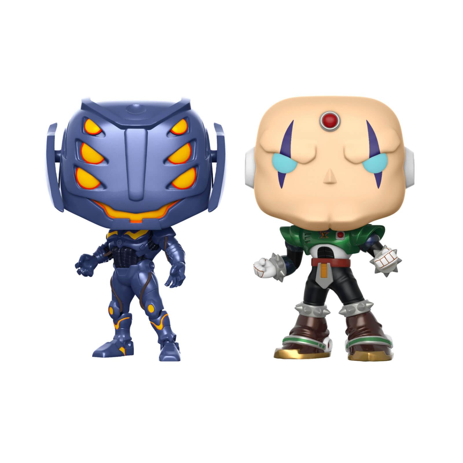 Pack 2 Figuras Pop! Vinyl Ultrón vs. Sigma - Marvel vs Capcom