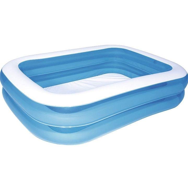 Piscina/bañera hinchable casi regalá, reaco muy bueno