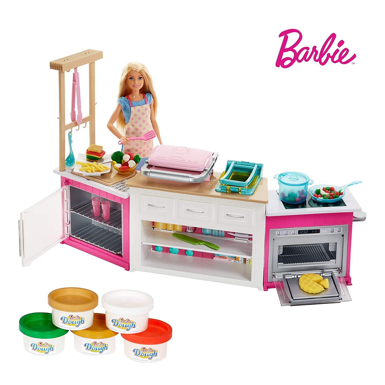 Barbie - Quiero Ser Superchef - Playset