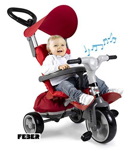 Triciclo Feber con música solo 60€