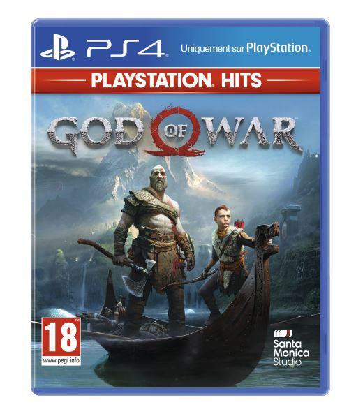 2 PlayStation Hits de la selección por 29€ (God of War, Horizon Zero Dawn, etc)