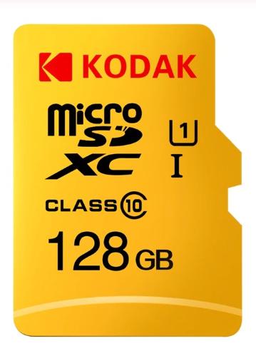 Micro SD 128GB KODAK