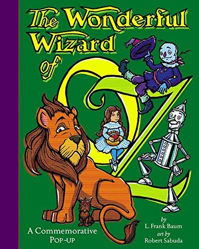 The Wonderful Wizard Of Oz (Inglés) Tapa dura