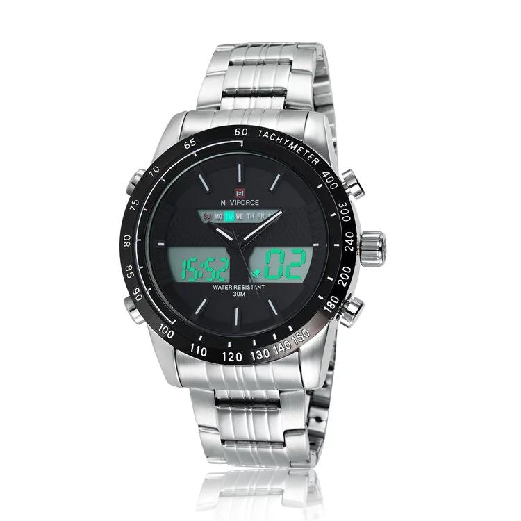 NAVIFORCE 9024 Reloj Digital y Analogico