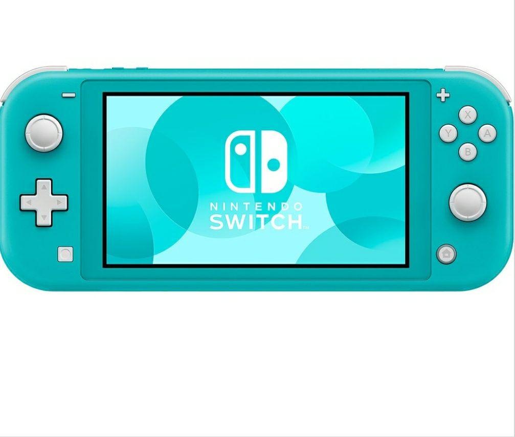 Nintendo Switch Lite + Funda Premiun + Cristal Templado