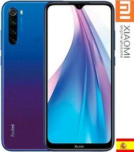 Xiaomi Redmi note 8T 4+64 azul-violeta (NFC)